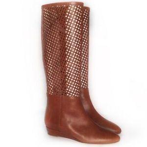 Loeffler Randall Faye Knee High Boot. Size 6